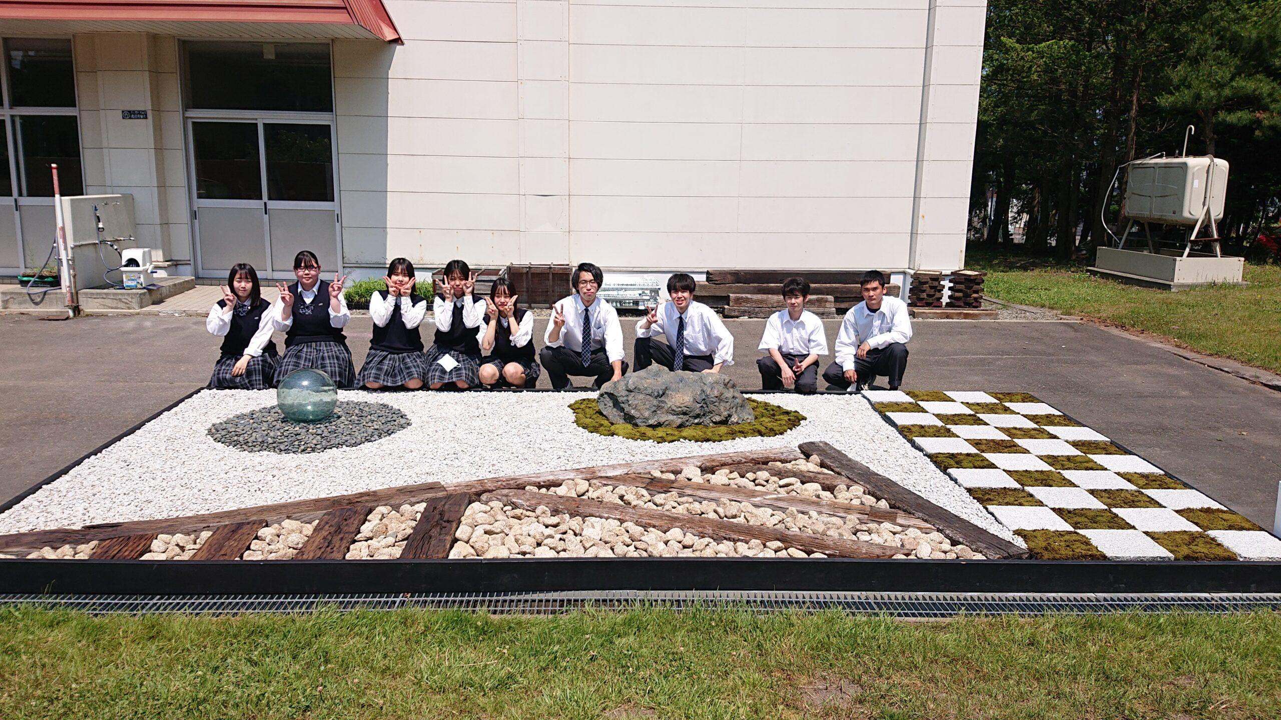 北海道岩見沢農業高等学校C(写真10)